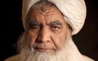 Εκ των συνιδρυτών των Ταλιμπάν και μέλος της κυβέρνησης ως υπουργός φυλακών, ο Μουλά Νουρουντίν Τουράμπι διαμηνύει την εφαρμογή των νόμων του Κορανίου στο Αφγανιστάν (φωτ. A.P. Photo / Felipe Dana).