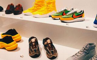 Σε διάφορα σχέδια και χρώματα, τα sneakers έχουν δημιουργήσει τον δικό τους μύθο στον χώρο της μόδας.