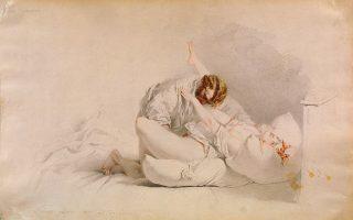 Λεπτομέρεια από πίνακα του Ούγγρου ζωγράφου Μιχάλι Ζίσι (1827-1906). © George Douglas/ Getty Images/ Ideal Image