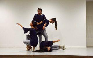 Χορός που χρειάζεται όχι μόνο για τη σκηνή, αλλά και για ψυχοσωματικά προβλήματα.
