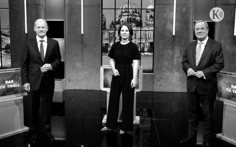 Ράδιο «Κ»: Ποιος θα κυβερνήσει τη Γερμανία;