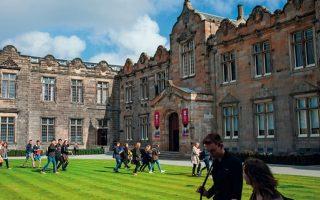 Φωτ.: University of St Andrews