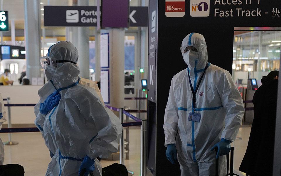 ΕΕ: Οι Ευρωπαίοι που εμβολιάστηκαν με AstraZeneca θα μπορούν να ταξιδέψουν στις ΗΠΑ