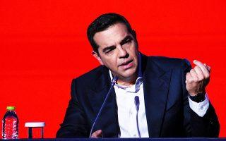 Μετά τις παρεμβάσεις του Αλέξη Τσίπρα στη ΔΕΘ, οι βουλευτές που βρέθηκαν στο Βελλίδειο μιλούσαν για ένα restart που έγινε από τη Θεσσαλονίκη, ενώ εκτιμούσαν πως ο ΣΥΡΙΖΑ είναι έτοιμος να αναλάβει τα ηνία της χώρας (φωτ. SOOC).