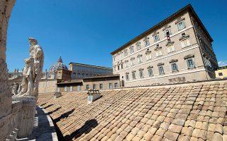 Vatican Media/Simone Risoluti/Handout via REUTERS