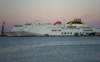 Η ΑΝΕΚ διαθέτει 9 πλοία και η Attica 30. Εάν ευοδωθεί το σχέδιο, θα δημιουργηθεί ένας όμιλος αξίας άνω του 1 δισ. Φωτ. ΙΝΤΙΜΕ ΝΕWS