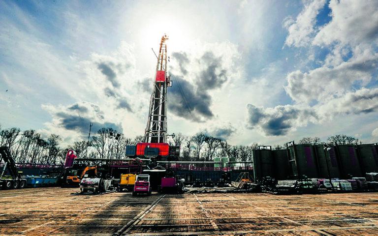 Στις πηγές εκπομπών μεθανίου περιλαμβάνονται το πετρέλαιο και το φυσικό αέριο, ο γαιάνθρακας, η γεωργία και οι χώροι υγειονομικής ταφής. (A.P. Photo/Keith Srakocic)