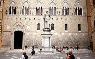 Η UniCredit σχεδιάζει να αποκτήσει τα βιώσιμα περιουσιακά στοιχεία της Monte dei Paschi της Σιένας.