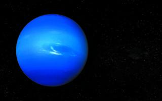 Ο πλανήτης Ποσειδώνας, η ανακάλυψη του οποίου προκάλεσε τη διαμάχη Αγγλων και Γάλλων, αλλά ενέπνευσε και ένα μουσουργό, τον Γκούσταβ Χολστ. Φωτ. SHUTTERSTOCK