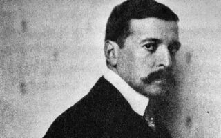 Διήγημα του Ούγκο φον Χόφμανσταλ, σε μετάφραση Φοίβου Πιομπίνου, περιλαμβάνεται στην ύλη του νέου περιοδικού «Σταφυλή».