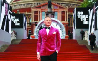 Ο Ντάνιελ Κρεγκ είναι εκτός των άλλων και ο πιο επικερδής 007 της Ιστορίας.