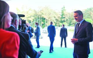 Η ευρωπαϊκή προοπτική των Δυτικών Βαλκανίων αποτελεί κομβικής σημασίας ζήτημα για τον κ. Μητσοτάκη, καθώς εκτός των άλλων αναδεικνύει τον ηγετικό ρόλο της Ελλάδας στην περιοχή. (INTIME)